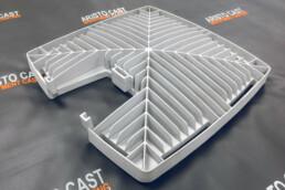 来自voxeljet的3D打印、优化的LED灯。