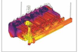 基于CAD数据的铸造模拟
