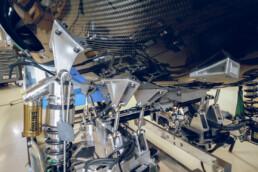 超回路太空舱,内置voxeljet公司的3D打印组件。
