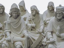 voxeljet的3D打印复制品。