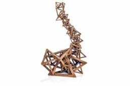 voxeljet的3D打印雕塑