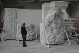 voxeljet的3D打印纪念碑