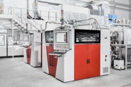voxeljet的VX1000工业3D打印机。