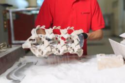 voxeljet提供的按需3D打印服务