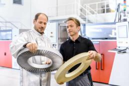 voxeljet的3D打印在铸造行业的应用。