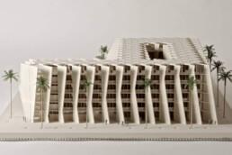 3D打印建筑模型voxeljet