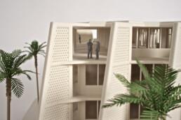 来自voxeljet的3D建筑模型