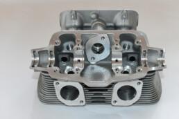 保时捷气缸盖的3D铸造