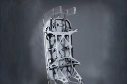 voxeljet的3D打印飞机门