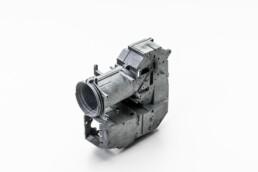 来自voxeljet的3D打印聚合物PA12部件。