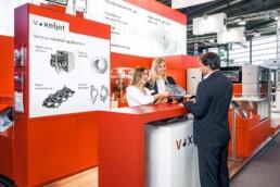 voxeljet的贸易展览会和活动