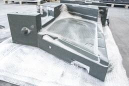 来自voxeljet的电动机外壳的3D砂型铸造模具