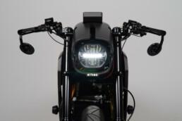 怡和城的电动摩托车